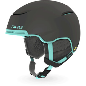 Giro Terra Mips Casque Femme, metallic coal/cool breeze